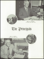 Page 13, 1955 Edition, Central High School - Miller Lanier Yearbook (Macon, GA) online yearbook collection