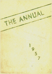 1957 Edition, Central High School - Miller Lanier Yearbook (Macon, GA)