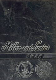 1958 Edition, Central High School - Miller Lanier Yearbook (Macon, GA)