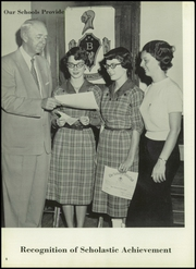 Page 10, 1958 Edition, Central High School - Miller Lanier Yearbook (Macon, GA) online yearbook collection