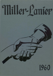 1960 Edition, Central High School - Miller Lanier Yearbook (Macon, GA)