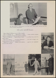 Page 13, 1960 Edition, Central High School - Miller Lanier Yearbook (Macon, GA) online yearbook collection