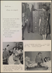 Page 15, 1960 Edition, Central High School - Miller Lanier Yearbook (Macon, GA) online yearbook collection
