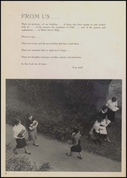 Page 6, 1960 Edition, Central High School - Miller Lanier Yearbook (Macon, GA) online yearbook collection