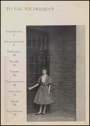 Page 7, 1960 Edition, Central High School - Miller Lanier Yearbook (Macon, GA) online yearbook collection