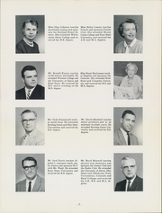 Page 11, 1964 Edition, East High School - Minaret Yearbook (Akron, OH) online yearbook collection