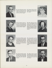 Page 12, 1964 Edition, East High School - Minaret Yearbook (Akron, OH) online yearbook collection