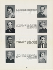 Page 13, 1964 Edition, East High School - Minaret Yearbook (Akron, OH) online yearbook collection