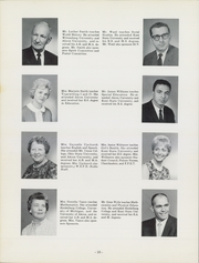 Page 14, 1964 Edition, East High School - Minaret Yearbook (Akron, OH) online yearbook collection