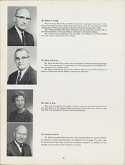 Page 8, 1964 Edition, East High School - Minaret Yearbook (Akron, OH) online yearbook collection