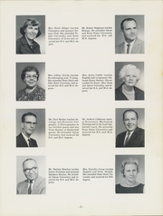 Page 9, 1964 Edition, East High School - Minaret Yearbook (Akron, OH) online yearbook collection