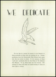 Page 4, 1944 Edition, Greencastle High School - Minaret Yearbook (Greencastle, IN) online yearbook collection