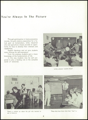 Page 13, 1957 Edition, Greencastle High School - Minaret Yearbook (Greencastle, IN) online yearbook collection
