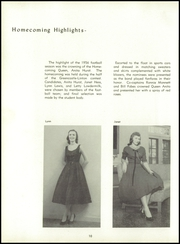 Page 14, 1957 Edition, Greencastle High School - Minaret Yearbook (Greencastle, IN) online yearbook collection