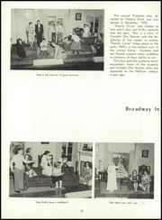 Page 16, 1957 Edition, Greencastle High School - Minaret Yearbook (Greencastle, IN) online yearbook collection