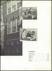 Page 7, 1957 Edition, Greencastle High School - Minaret Yearbook (Greencastle, IN) online yearbook collection