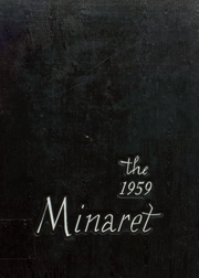 Page 1, 1959 Edition, Greencastle High School - Minaret Yearbook (Greencastle, IN) online yearbook collection