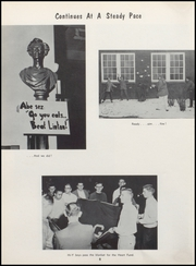 Page 12, 1959 Edition, Greencastle High School - Minaret Yearbook (Greencastle, IN) online yearbook collection