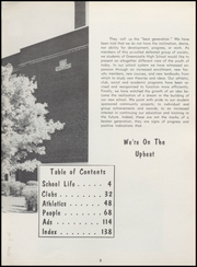 Page 7, 1959 Edition, Greencastle High School - Minaret Yearbook (Greencastle, IN) online yearbook collection
