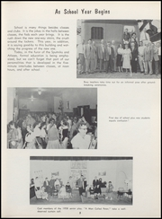 Page 9, 1959 Edition, Greencastle High School - Minaret Yearbook (Greencastle, IN) online yearbook collection