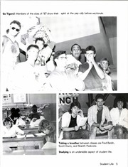 Page 11, 1987 Edition, Greencastle High School - Minaret Yearbook (Greencastle, IN) online yearbook collection