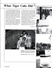 Page 12, 1987 Edition, Greencastle High School - Minaret Yearbook (Greencastle, IN) online yearbook collection