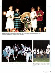 Page 15, 1987 Edition, Greencastle High School - Minaret Yearbook (Greencastle, IN) online yearbook collection