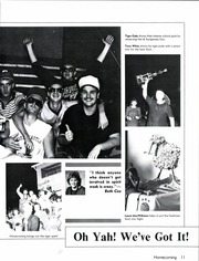 Page 17, 1987 Edition, Greencastle High School - Minaret Yearbook (Greencastle, IN) online yearbook collection