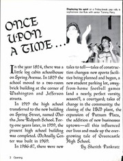 Page 8, 1987 Edition, Greencastle High School - Minaret Yearbook (Greencastle, IN) online yearbook collection