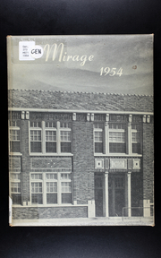Page 1, 1954 Edition, Ruskin High School - Mirage Yearbook (Kansas City, MO) online yearbook collection