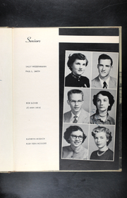 Page 13, 1954 Edition, Ruskin High School - Mirage Yearbook (Kansas City, MO) online yearbook collection