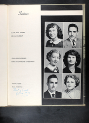 Page 15, 1954 Edition, Ruskin High School - Mirage Yearbook (Kansas City, MO) online yearbook collection