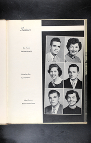Page 17, 1954 Edition, Ruskin High School - Mirage Yearbook (Kansas City, MO) online yearbook collection