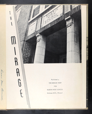 Page 5, 1954 Edition, Ruskin High School - Mirage Yearbook (Kansas City, MO) online yearbook collection