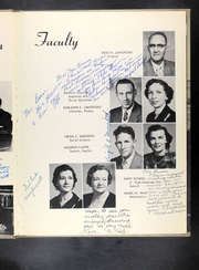 Page 9, 1954 Edition, Ruskin High School - Mirage Yearbook (Kansas City, MO) online yearbook collection