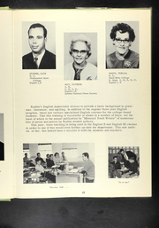 Page 17, 1964 Edition, Ruskin High School - Mirage Yearbook (Kansas City, MO) online yearbook collection