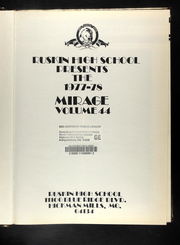 Page 5, 1978 Edition, Ruskin High School - Mirage Yearbook (Kansas City, MO) online yearbook collection
