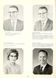 Page 8, 1963 Edition, Moffat County High School - MoCoHi Yearbook (Craig, CO) online yearbook collection