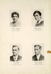 Page 12, 1916 Edition, Huntington North High School - Modulus Yearbook (Huntington, IN) online yearbook collection