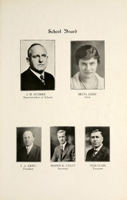Page 15, 1920 Edition, Huntington North High School - Modulus Yearbook (Huntington, IN) online yearbook collection