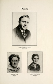 Page 17, 1920 Edition, Huntington North High School - Modulus Yearbook (Huntington, IN) online yearbook collection