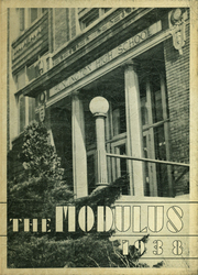 Page 1, 1938 Edition, Huntington North High School - Modulus Yearbook (Huntington, IN) online yearbook collection