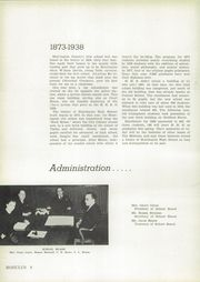 Page 12, 1938 Edition, Huntington North High School - Modulus Yearbook (Huntington, IN) online yearbook collection