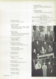 Page 15, 1938 Edition, Huntington North High School - Modulus Yearbook (Huntington, IN) online yearbook collection