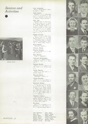 Page 17, 1938 Edition, Huntington North High School - Modulus Yearbook (Huntington, IN) online yearbook collection