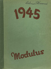 Page 1, 1945 Edition, Huntington North High School - Modulus Yearbook (Huntington, IN) online yearbook collection