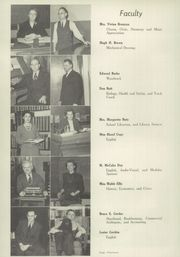 Page 16, 1945 Edition, Huntington North High School - Modulus Yearbook (Huntington, IN) online yearbook collection