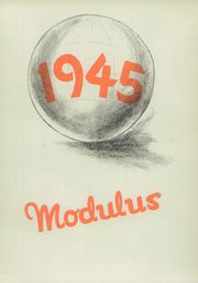 Page 5, 1945 Edition, Huntington North High School - Modulus Yearbook (Huntington, IN) online yearbook collection