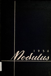 Page 1, 1956 Edition, Huntington North High School - Modulus Yearbook (Huntington, IN) online yearbook collection