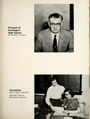 Page 15, 1956 Edition, Huntington North High School - Modulus Yearbook (Huntington, IN) online yearbook collection